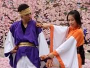 Fête des fleurs de cerisiers - Ha Long 2013