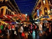Singapour vise 15 millions de touristes en 2013