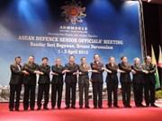 Le Vietnam à une conférence des officiels de la Défense de l'ASEAN