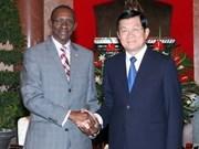 Le Vietnam souhaite renforcer la coopération avec la Guinée