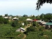 Aide de 460 milliards de dôngs pour la région du Nord-Ouest