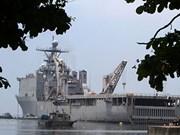 Les Etats-Unis et les Philippines effectuent des manoeuvres conjointes