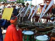 Le culte pour les soldats de la flottille de Hoàng Sa à l'honneur