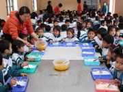 L'école primaire à temps plein, un projet apprécié de tous