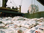 La faible demande pose des difficultés aux exportateurs de riz