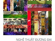 Publication ''Art contemporain du Vietnam 1990-2010''