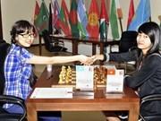 Échecs féminins U20 d'Asie: Vo Thi Kim Phung championne