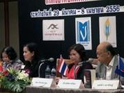 L'association des écrivains thaïlandais présente une oeuvre vietnamienne