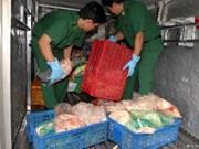 Lancement du Mois d'action pour l'hygiène alimentaire