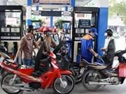 Baisse des prix de l'essence et du pétrole