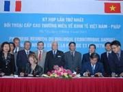 Vietnam et France intensifient leurs liens économiques et commerciaux