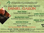 Musique: Daniel Gazon revisite Mikhaïl Glinka et Antonín Dvořák