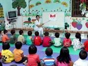 Thai Binh accomplit la généralisation de l'éducation maternelle