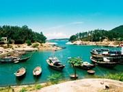 Sur l'île de Cù Lao Câu, entre terre, ciel et mer