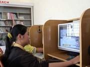 Généralisation de l'utilisation de l'ordinateur et d'Internet au Vietnam