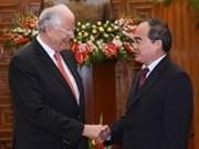 L'éducation a un rôle important dans les relations Vietnam-Autriche