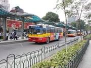 Le Vietnam possèdera des bus à haut niveau de service