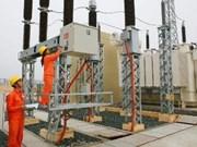 Mise en service d'une ligne électrique de 110 kV Tay Ninh-Chau Thanh
