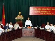 Gia Lai exhortée à veiller à la réduction de la pauvreté