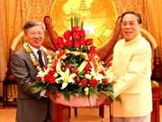 Fête du Boun Pimay: Le Vietnam félicite le Laos