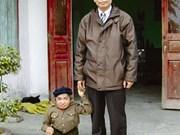 L'homme le plus petit du monde serait Vietnamien