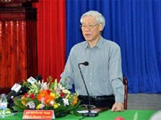 Binh Duong doit poursuivre son embellie en matière de développement