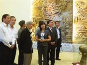 Visite guidée du Musée de l'histoire de Dà Nang