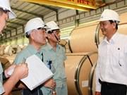 Des volontaires japonais au service des entreprises vietnamiennes