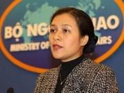 La vice-ministre des AE Nguyen Phuong Nga en visite en Iran