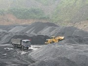 Vinacomin exporte 4 mls de tonnes de charbon en trois mois