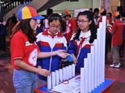 "Inauguration de l'exposition ""Sciences extraordinaires"" à Da Nang"