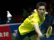 Le Vietnam au Championnat de badminton d'Asie