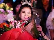 Anh Ngoc, première Miss Handicap du Vietnam