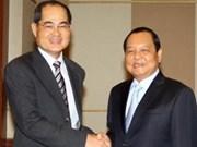 Singapour souhaite étendre sa coopération avec le Vietnam