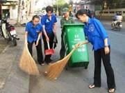 Action des jeunes hanoïens pour une civilisation urbaine