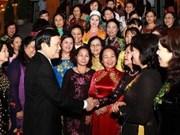 Le Vietnam a le 2e plus fort taux de députées des pays de l'ASEAN