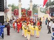 Quang Ninh : Ouverture de la fête de Bach Dang 2013
