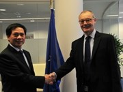 Consultation politique de haut rang Vietnam-UE