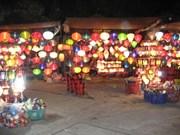 Airs traditionnels dans le vent, tous les soirs à Hôi An