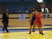Le Vietnam au 26e Championnat de lutte d'Asie en Inde