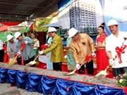 Hoàng Anh Gia Lai bâtit un hôtel 4 étoiles au Laos