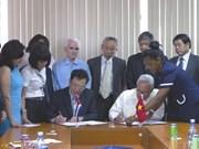 Éducation : le Vietnam et Cuba scellent un accord
