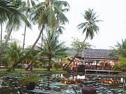La zone touristique Binh Quoi 2, oasis urbain au Sud