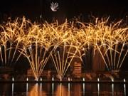 Les artificiers déclareront leur flamme au fleuve Hàn
