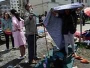 Séisme: message de sympathie à la Chine