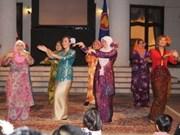 Soirée de l'ASEAN à New Delhi