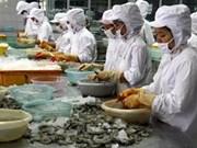 Bac Liêu: forte hausse des exportations de produits aquatiques