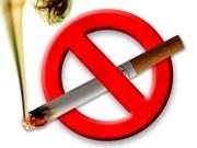 Le Vietnam lutte contre les méfaits du tabac