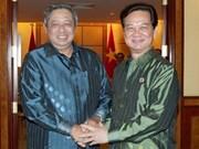 Rencontre Nguyen Tan Dung-Susilo Bambang Yudhoyono