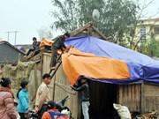 Pluies diluviennes à Tuyen Quang, Ha Giang et Lao Cai